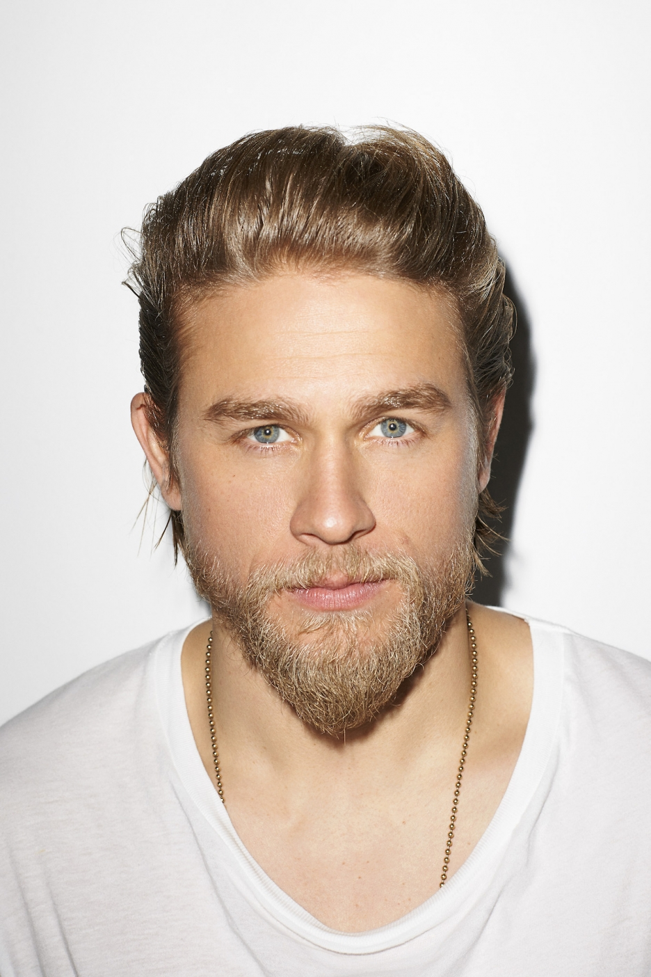 Charlie hunnam hottest guy in the world this month shea
